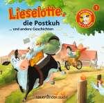 Lieselotte die Postkuh Cover