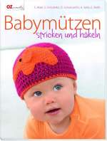 Babymützen stricken und häkeln Cover