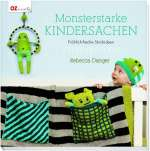 Monsterstarke Kindersachen Cover