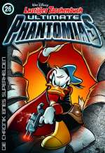 Lustiges Taschenbuch - Ultimate Phantomias (26) Cover