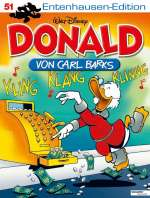 Donald 51 Cover
