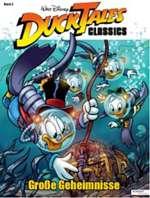 Duck Tales Classics: Grosse Geheimnisse Cover