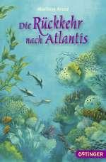 Die Rückkehr nach Atlantis Cover