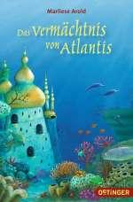 Das Vermächtnis von Atlantis Cover