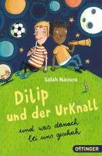 Dilip und der Urknall  Cover