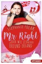 Mr. Right oder Wie ich meinen Freund erfand Cover