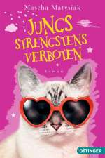 Jungs strengstens verboten Cover