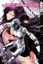 Accel world (5) Cover