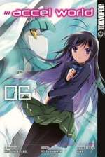 Accel world (6) Cover