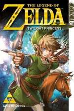 Twilight Princess 04 Cover
