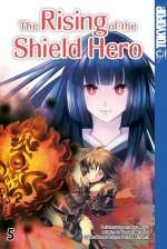 The Rising of the Shield Hero Cover