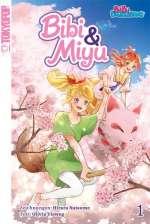 Bibi & Miyu 01 Cover