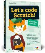 Let's code Scratch! Cover