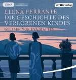 Die Geschichte des verlorenen Kindes (Hörbuch) Cover