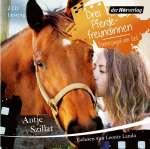 drei Pferdefreundinnen - Diebesjagd am Set Cover