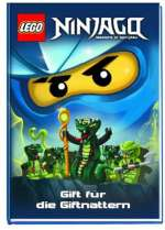Lego Ninjago, masters of spinjitzu Cover