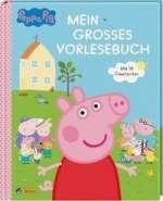 Peppa Pig - mein großes Vorlesebuch Cover