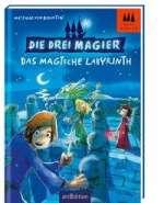 Das magische Labyrinth Cover