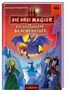Die drei Magier - Das gestohlene Drachenfeuer Cover