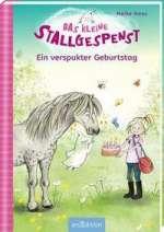 Das kleine Stallgespenst - Ein verspukter Geburtstag Cover
