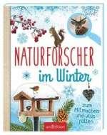 Naturforscher im Winter Cover
