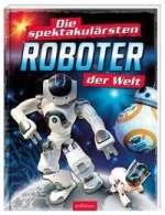 Die spektakulärsten Roboter der Welt Cover