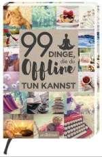 99 Dinge, die du offline tun kannst Cover