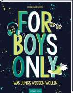 For boys only Cover