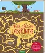 Meine grossen Labyrinthe Cover