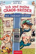 Hilfe, Staubsauger entlaufen! Bd. 2 Cover