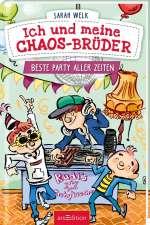 Beste Party aller Zeiten ; Bd 3 Cover