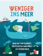 Weniger ins Meer Cover