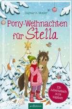 Pony-Weihnachten für Stella Cover