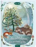 Der Weihnachtsbaum, den niemand wollte Cover