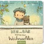 Ben und Bär warten auf Weihnachten Cover