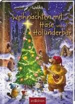 Weihnachten mit Hase und Holunderbär Cover