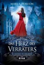 Das Herz des Verräters  (Die Chroniken der Verbliebenen 2) Cover