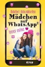 Mädchen auf WhatsApp (2) : Immer online Cover