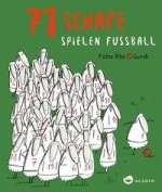 71 Schafe spielen Fussball Cover
