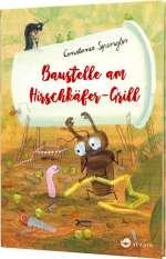 Baustelle am Hirschkäfer-Grill Cover