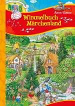 Wimmelbuch Märchenland Cover