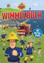 Feurwehrmann Sam Wimmelbuch Cover