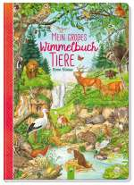 Mein grosses Wimmelbuch Tiere Cover