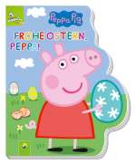 Frohe Ostern, Peppa! Cover