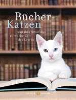 Bücher-Katzen Cover