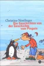 Die Geschichte von der Geschichte vom Pinguin Cover