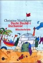 Dschi Dsche-i Dschunior - Wischerbriefe Cover