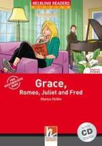 Grace, Romeo, Juliet and Fred, mit Audio-CD Cover