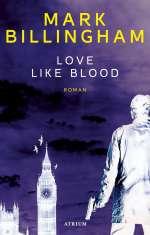 Love like blood Cover