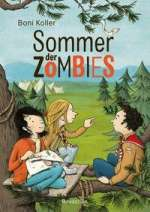 Sommer der Zombies Cover